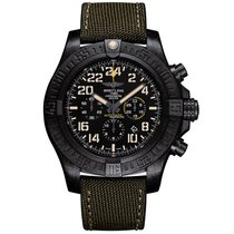 Breitling Avenger Hurricane new Automatic Chronograph Watch with original box and original papers XB12101A/BF46/283S/X20D.4