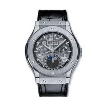 Hublot Men's 547.NX.0170.LR Classic Fusion Aerofusion Watch