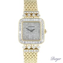 Cartier 89060000 Geelgoud 22.5mm