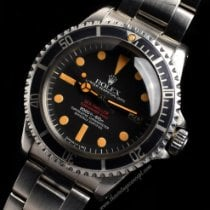 勞力士 1665 鋼 Sea-Dweller (Submodel)