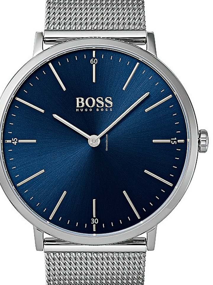 4f0ffd18565d Hugo Boss 1513541 Horizon Herren 40mm 3ATM for  145 for sale from a Trusted  Seller on Chrono24