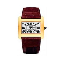 Cartier Tank Divan Yellow gold 38mm United States of America, Florida, North Miami Beach