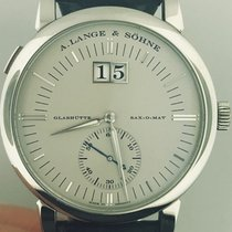 A. Lange & Söhne Grand Langematik Platinum 40mm Silver United States of America, Arizona, Scottsdale