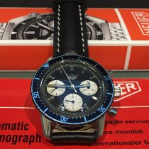Heuer Steel 40mm Manual winding 2446C pre-owned United States of America, Washington, Woodinville
