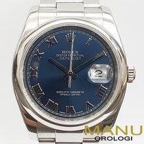 Rolex Datejust 116200 2014 usato