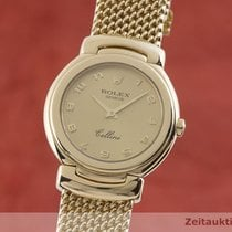 Rolex Cellini 26mm Guld
