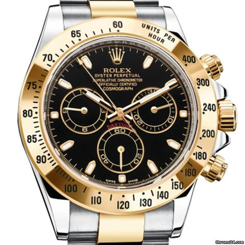 Rolex Oyster Perpetual Superlative Chronometer Officially Certified  Cosmograph Daytona 116523
