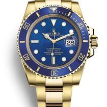 Rolex Submariner Date Gelbgold 40mm
