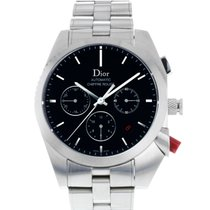 Dior Steel 38mm Automatic CD084610M002 pre-owned