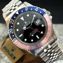 Rolex GMT-Master 11/1862 1985 pre-owned