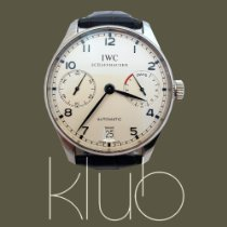 IWC Portuguese Automatic IW500107 pre-owned