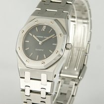 Audemars Piguet Royal Oak Lady Сталь 26mm Чёрный