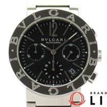Bulgari Bulgari BB38BSSDCH/N pre-owned