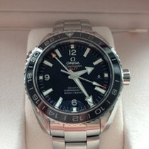 Omega Seamaster Planet Ocean GMT 600M 232.30.44.22.01.001