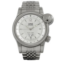 Oris Flight Timer Day Date 01 635 7568 4064-07 8 21 61