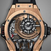 Hublot MP-09 TOURBILLON BIAXIS GOLD