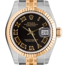 Rolex Lady DateJust 26mm Bi-Metal Stainless Steel & Yellow...