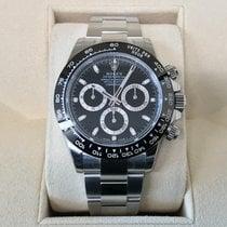 Rolex Cosmograph Daytona Black Dial 116500LN LC-EU