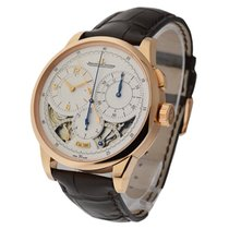 Jaeger-LeCoultre Jaeger - 6012521 - Rose Gold on Strap with...
