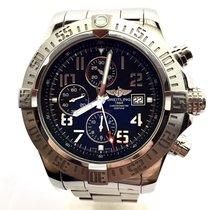 Breitling SUPER AVENGER II Chronometer Automatic Steel...