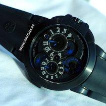 Harry Winston Ocean Dual Time Zone Black Edition - 400-MATZ44ZK