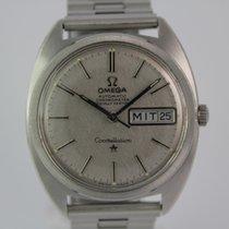 Omega Constelation Chronometer Date Day #K2960 Box, Papiere