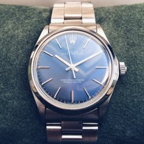 Rolex Oyster Perpetual Rare Blue Dial