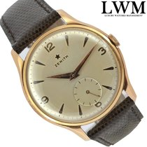 Zenith Stellina classic vintage yellow gold 18KT 1955's