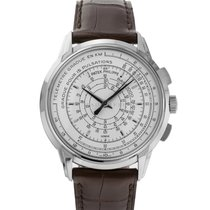 Patek Philippe Chronograph White gold 40mm Silver United States of America, Maryland, Towson, MD