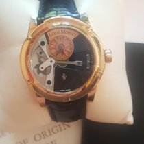 Louis Moinet Or rose 47mm Remontage automatique LM-13.65.50/50 occasion