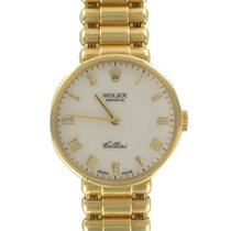 Rolex Cellini Or jaune 27mm Blanc Romains France, Poitiers