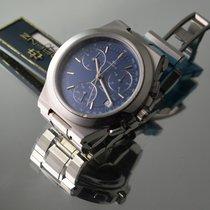 Lorenz Chronograaf 38mm Quartz nieuw Blauw