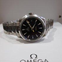 歐米茄 Seamaster Aqua Terra 鋼 41.5mm 黑色 無數字