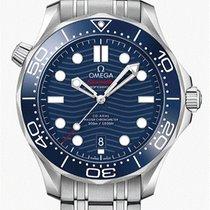 Omega 210.30.42.20.03.001 Stahl Seamaster Diver 300 M 42,00mm