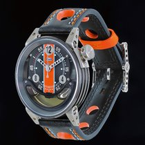 B.R.M Titanium 44mm Automatic new