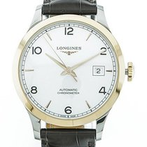 Longines Record L2.820.5.76.2 new