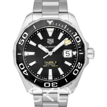 TAG Heuer Aquaracer 300M Steel 43.00mm Black