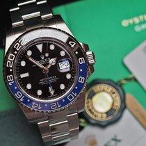 Rolex 116710BLNR Stahl GMT-Master II