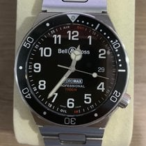 Bell & Ross 40mm Quartz pre-owned