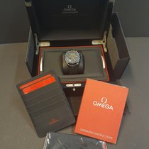 Omega Speedmaster Professional Moonwatch Keramik 44,25mm Schwarz