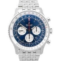 Breitling AB0127211C1A1 Steel 2019 Navitimer 01 (46 MM) 46mm new