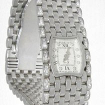 Bedat & Co Steel Quartz BEDAT & CO. STAINLESS STEEL AND DIAMOND LADY'S WATCH pre-owned United States of America, California, Beverly Hills