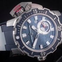 Ulysse Nardin Titanium Automatic Blue 46mm pre-owned Hammerhead Shark