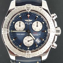 Breitling Colt Chronograph Acier 41mm Bleu Sans chiffres