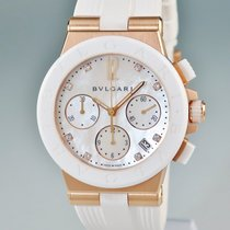 Bulgari Rose gold 37mm Automatic DGP37GCCH pre-owned