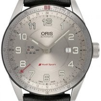 Oris Audi Sport new 2019 Automatic Watch with original box and original papers 01 747 7701 4461-07 5 22 87FCS