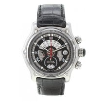 Ebel pre-owned Automatic 47mm Grey Sapphire Glass