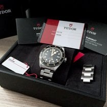 Tudor Black Bay Fifty-Eight Acero 39mm Negro España, Madrid