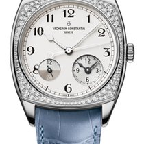 Vacheron Constantin Harmony White gold 37mm Silver United States of America, Florida, Sunny Isles Beach