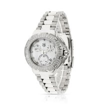 TAG Heuer Formula 1 Lady Steel 33mm White United States of America, New York, New York